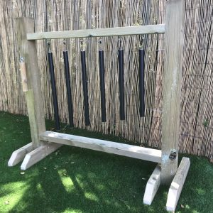 Large Outdoor Chime Square