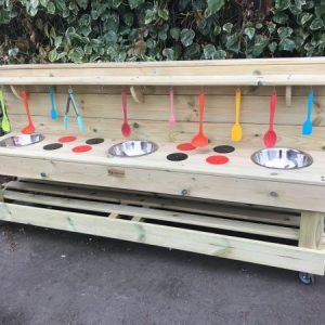 fun 4 five mud kitchen