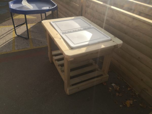 Wooden Water Table