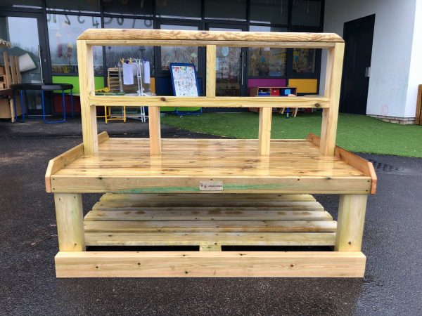 Wooden Seating For Children