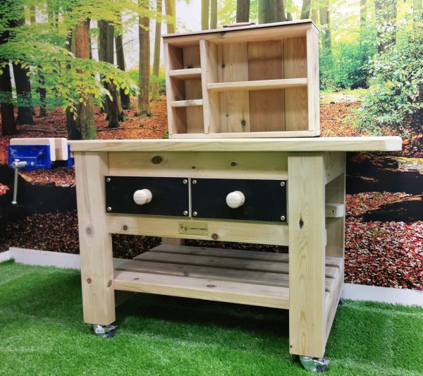 Wooden Bench For Kids