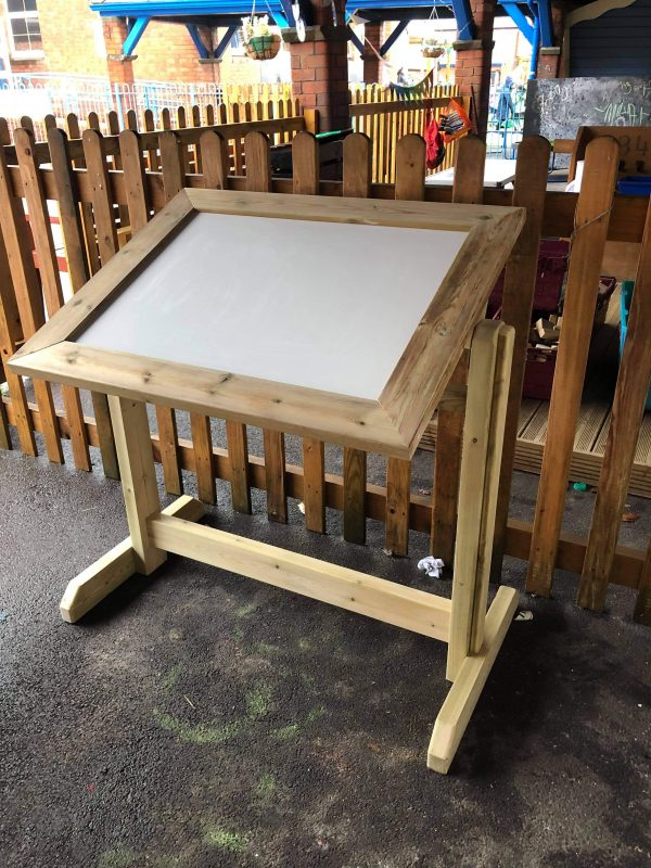 Image Of Outdoor Whiteboard