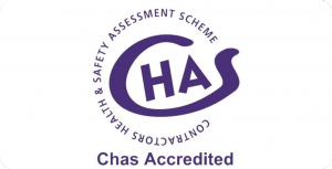 CHAS Accredited Badge