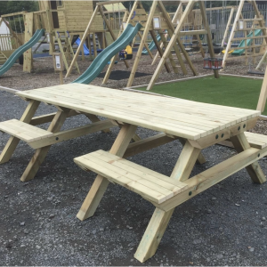 Wheelchair Friendly Picnic bench